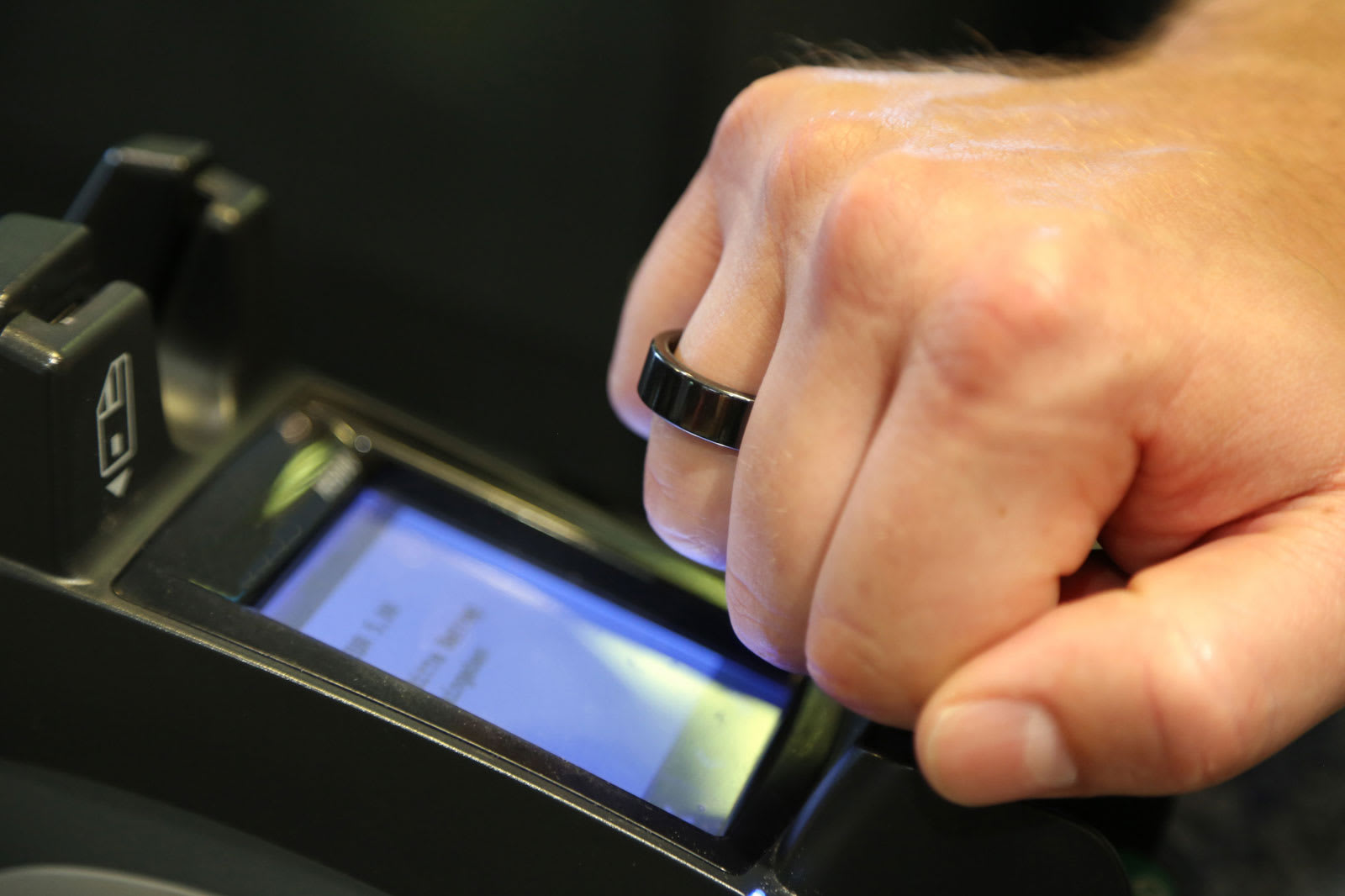 Visa-powered payment ring is now available to everyone