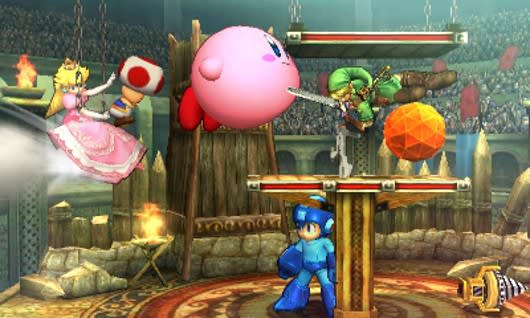 Super Smash Bros  3DS review: Only the strong