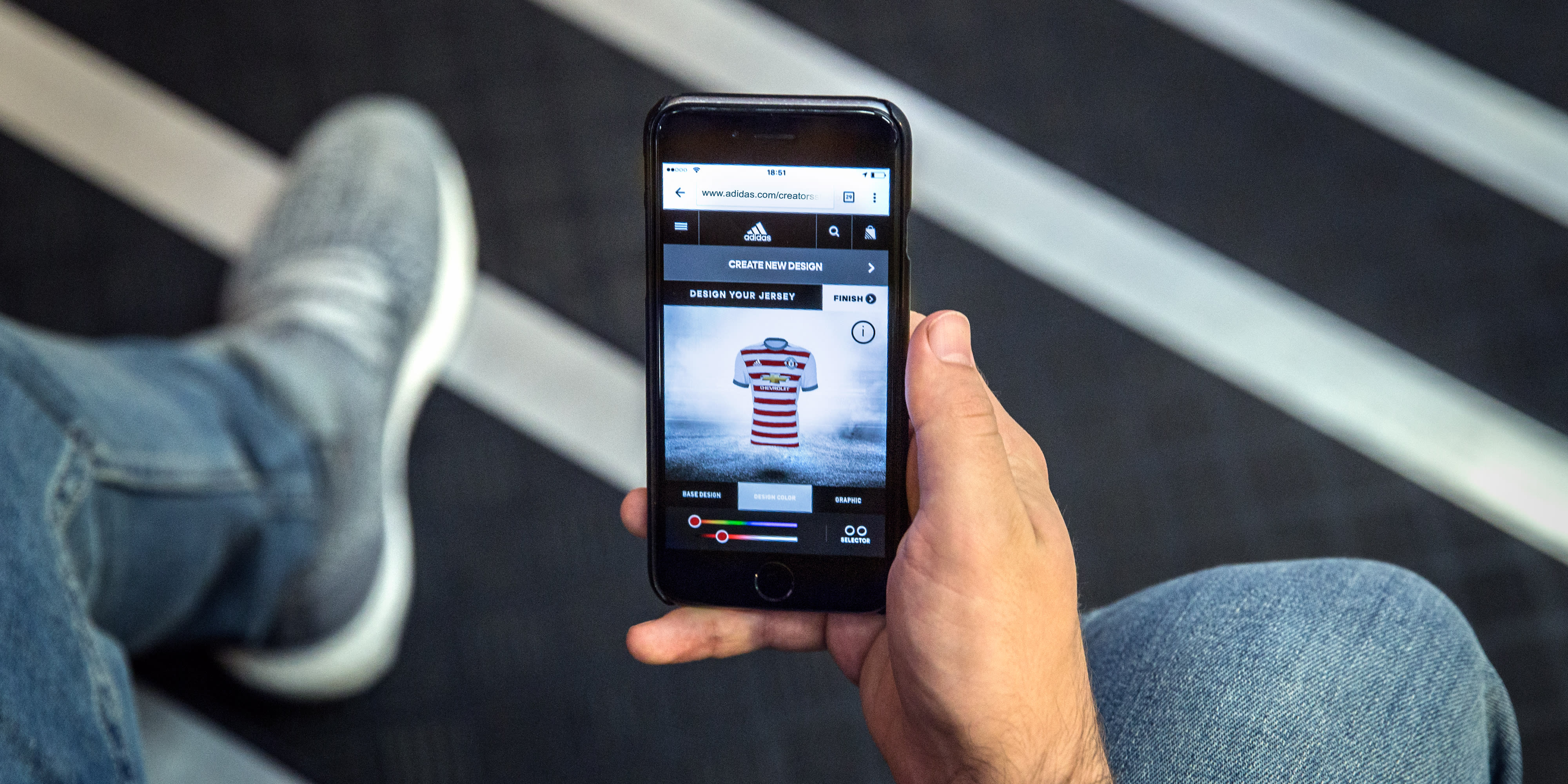 1c68d240377a Adidas Creator Studio lets you design kits for soccer teams