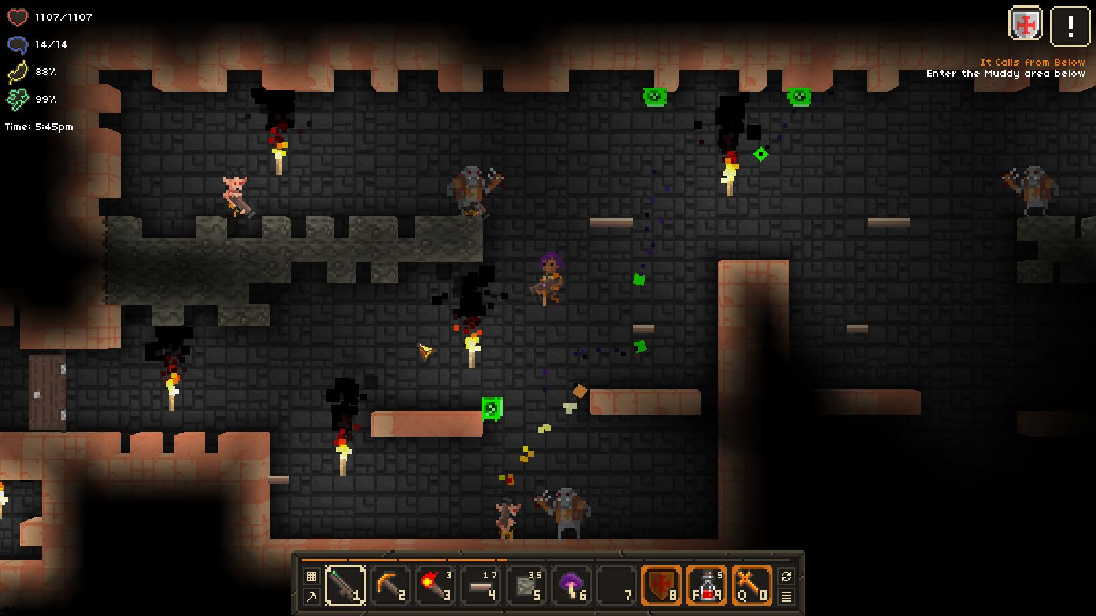 Diablo' creator's next game is a 2D dungeon crawler