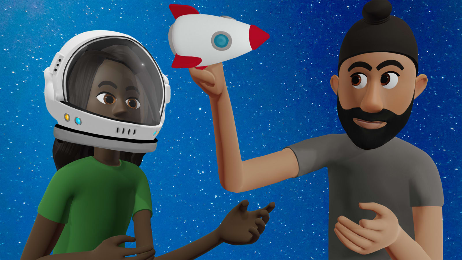 Facebook's redesigned VR avatars look more like you