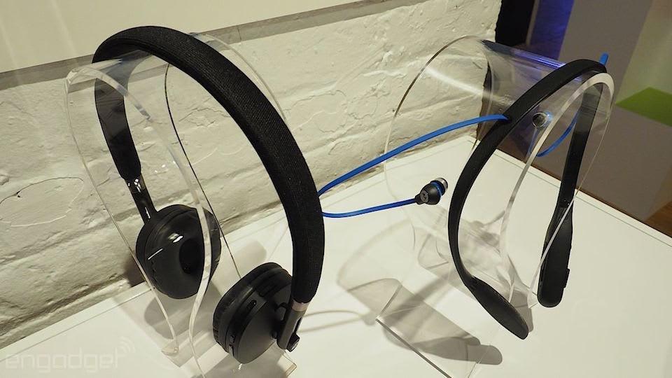 Así son los nuevos auriculares Motorola Pulse y Surround