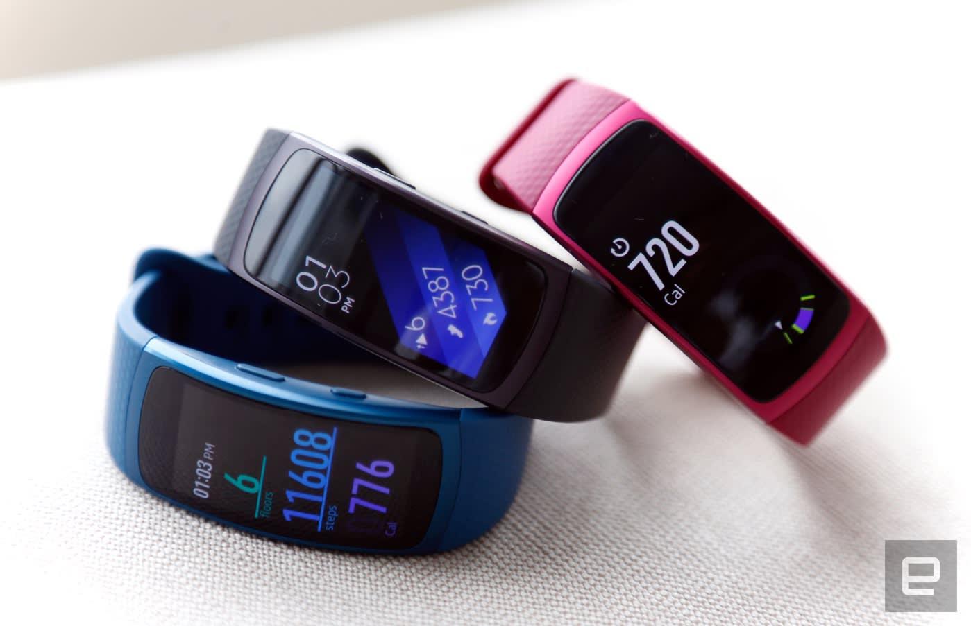 58d1a641a395 Gear Fit 2: así es la nueva pulsera de actividad de Samsung