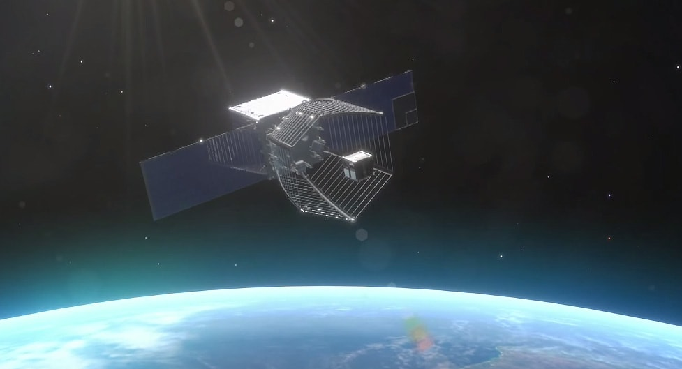 Real Life Satellite