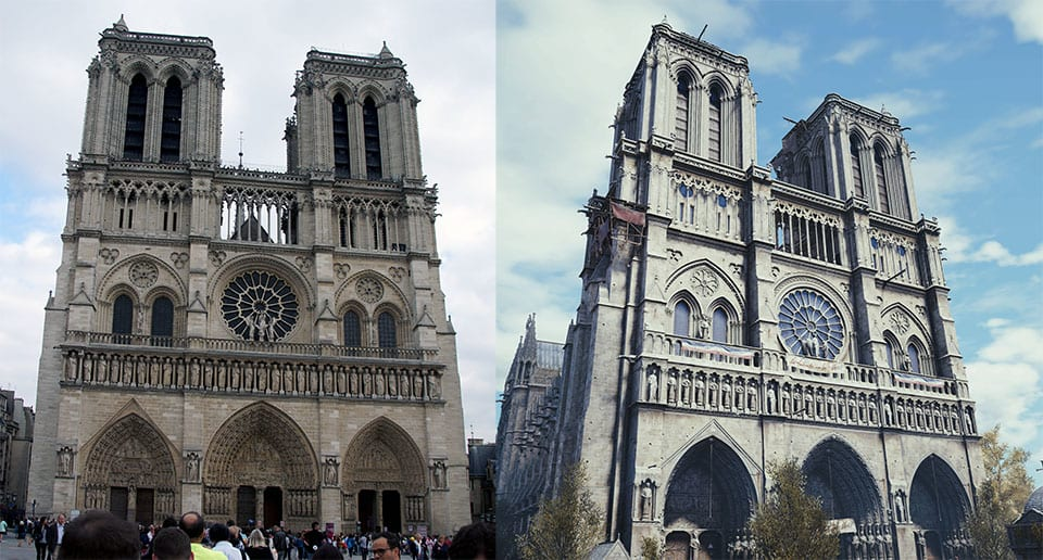 3d Map Assassin S Creed Unity Dipercaya Perbaiki Notre Dame Yang