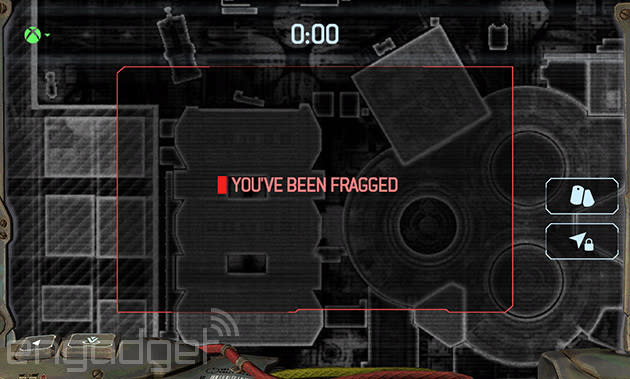 Titanfall's second-screen app is neat, if you ever remember to look