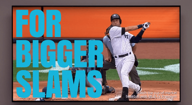 Batter up: Chromecast now live streams every pitch with MLB tv