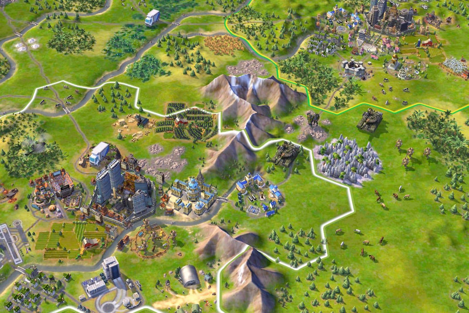 Empire-builder 'Civilization VI' comes to the iPad for $30