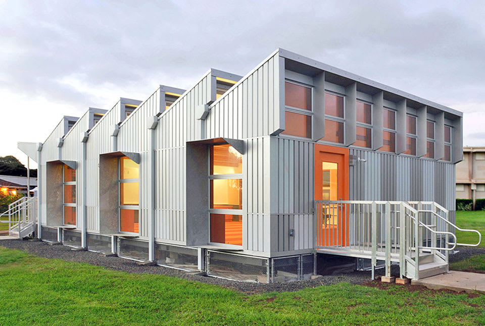 7 solar-powered buildings that produce more energy than they use
