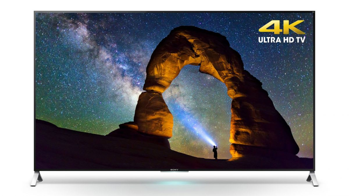 Sony's X900C 4K television isn't perfect, but it makes a