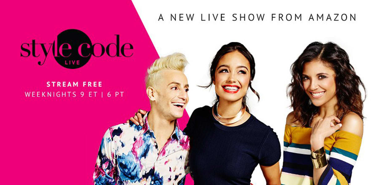 Amazon's first live show is QVC for the YouTube generation