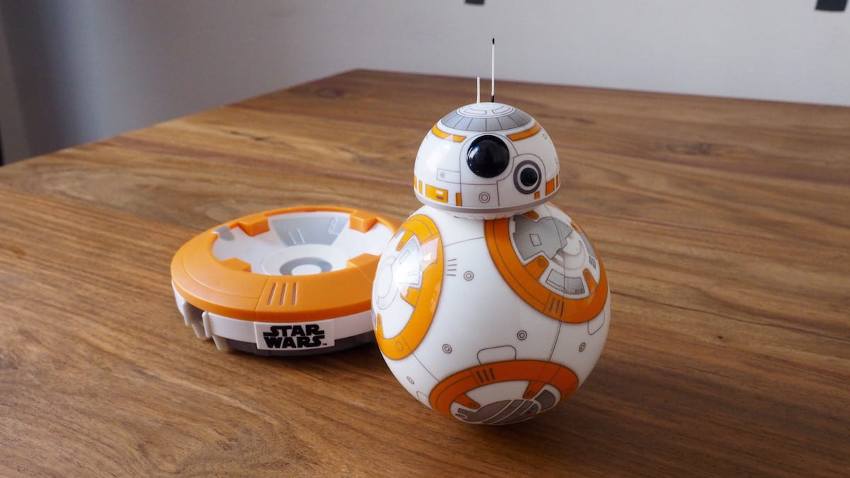 Where To Buy Sphero S Bb 8 Star Wars Toy In The Uk