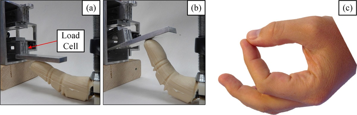 3D printed bionic finger hints at life-like prosthetics