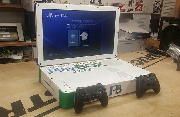 PlayBox es la consola perfecta para indecisos (PS4 + Xbox One)