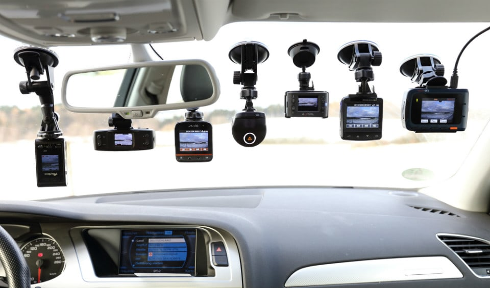Best Hidden Dash Cams Security