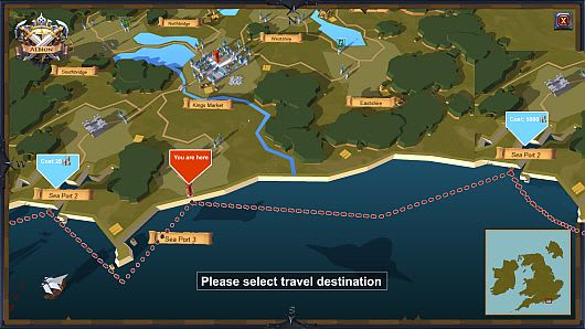Albion Online Puts An Interesting Twist On Fast Travel
