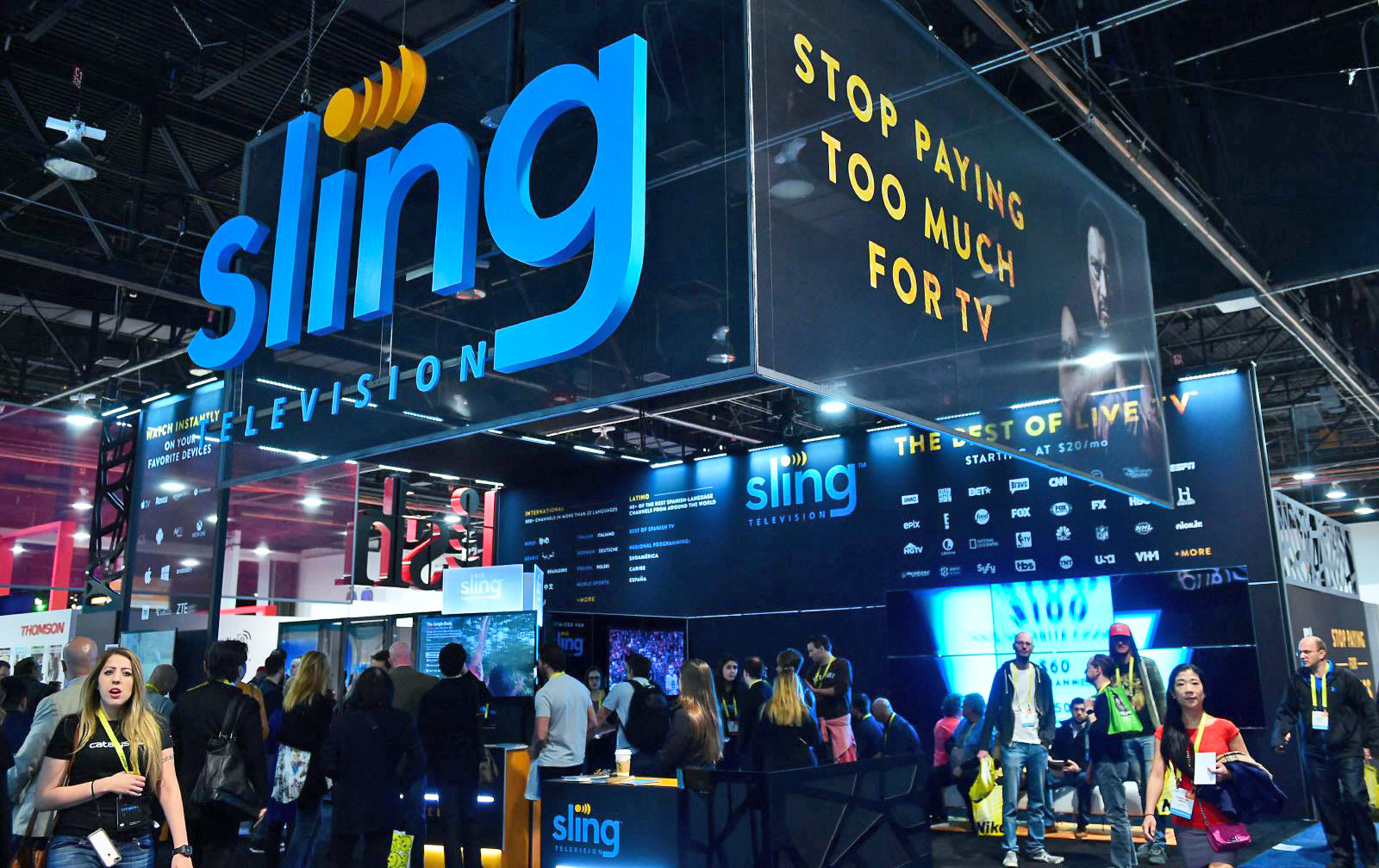 Sling TV extends cloud DVR to iOS devices