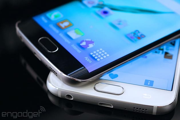 The Galaxy S6 lets you remove most apps (including Samsung's)