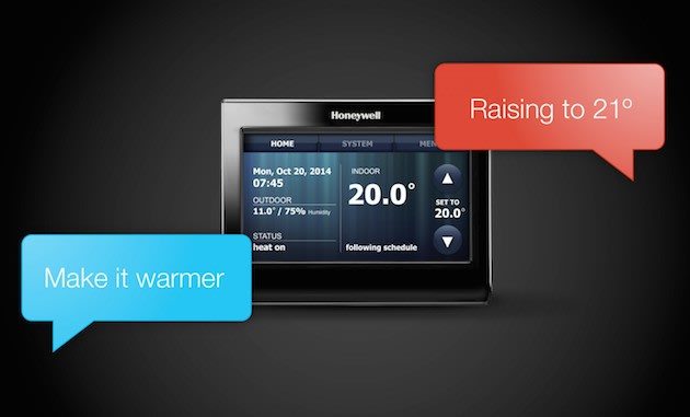 Honeywell's £229 voice-activated smart thermostat comes to