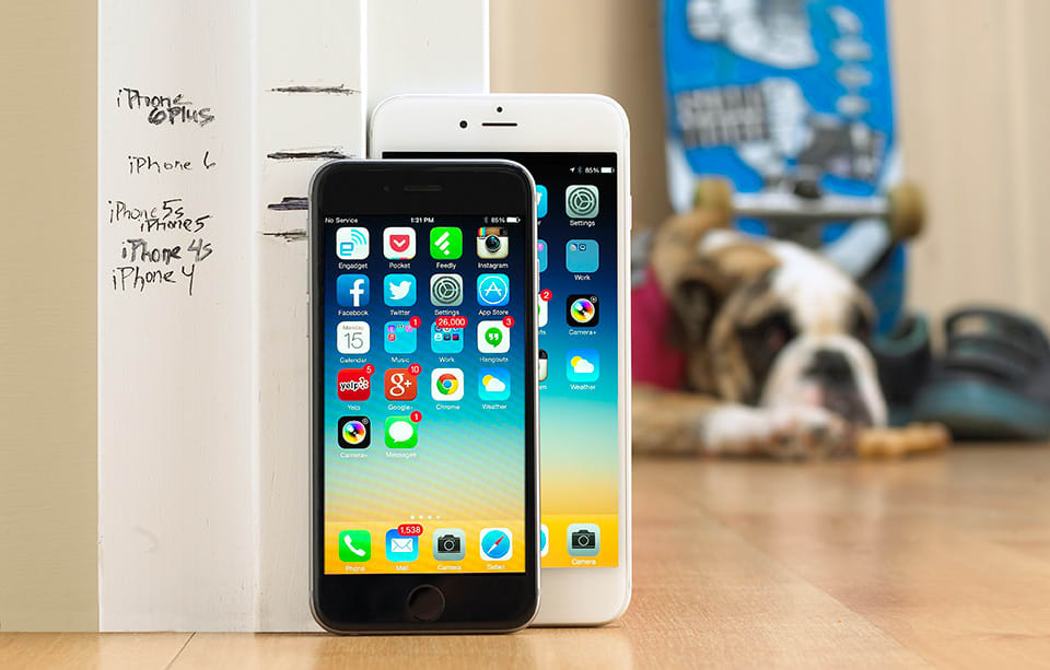 f9467e5e854673 iPhone 6 and 6 Plus review: bigger and better, but with stiffer competition