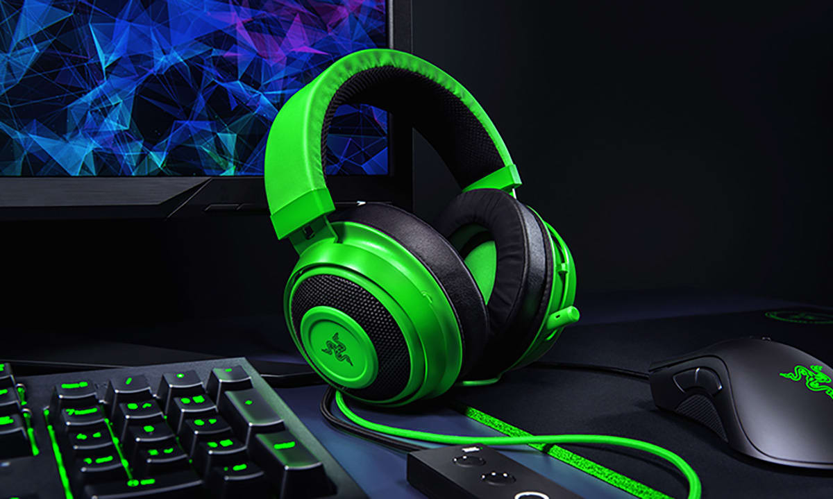 Razer's THX-enabled headset helps you locate sneaky enemies