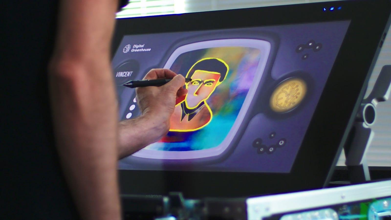 'Vincent' AI transforms your rough sketch into a Van Gogh