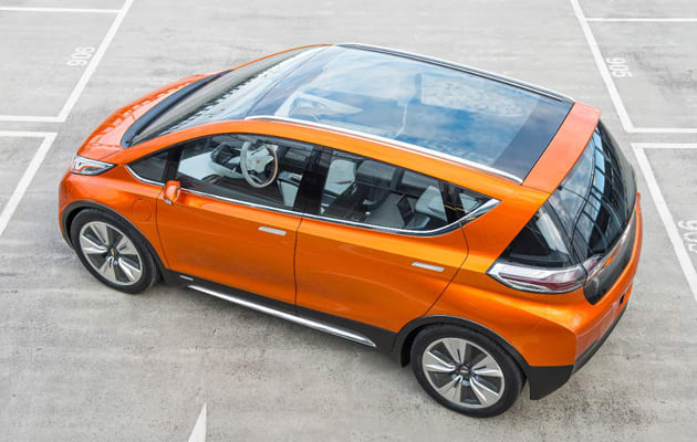 Those Rumors Of Gm Developing Its Own Affordable Electric Car Yep They Re True Chevrolet Has Unveiled The Bolt Ev Concept Vision A Vehicle That