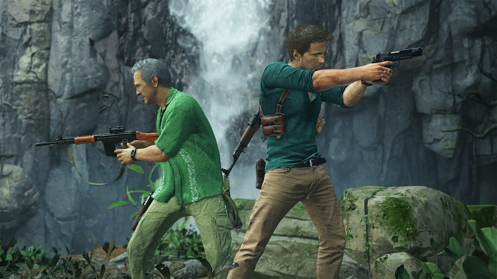 ผลการค้นหารูปภาพสำหรับ Uncharted 4