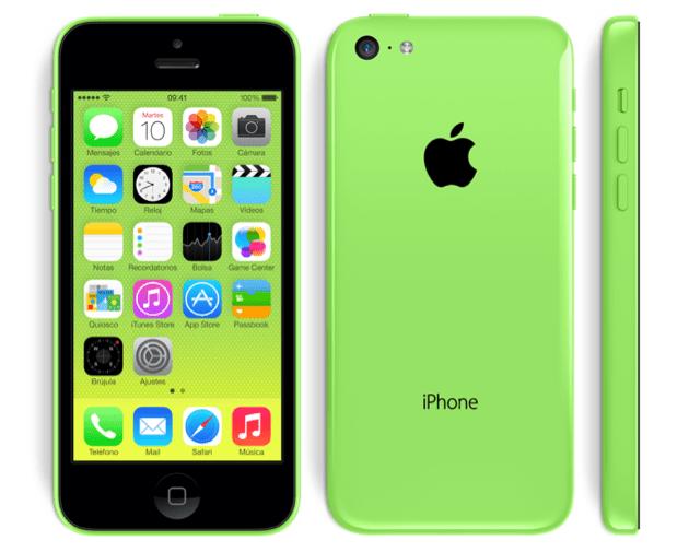 Walmart vende el iPhone 5c por menos de un dólar, ¿comienza el vaciado de stock?