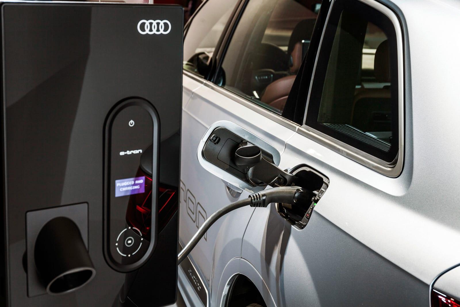 Audi smart home battery grid creates a 'virtual power plant'
