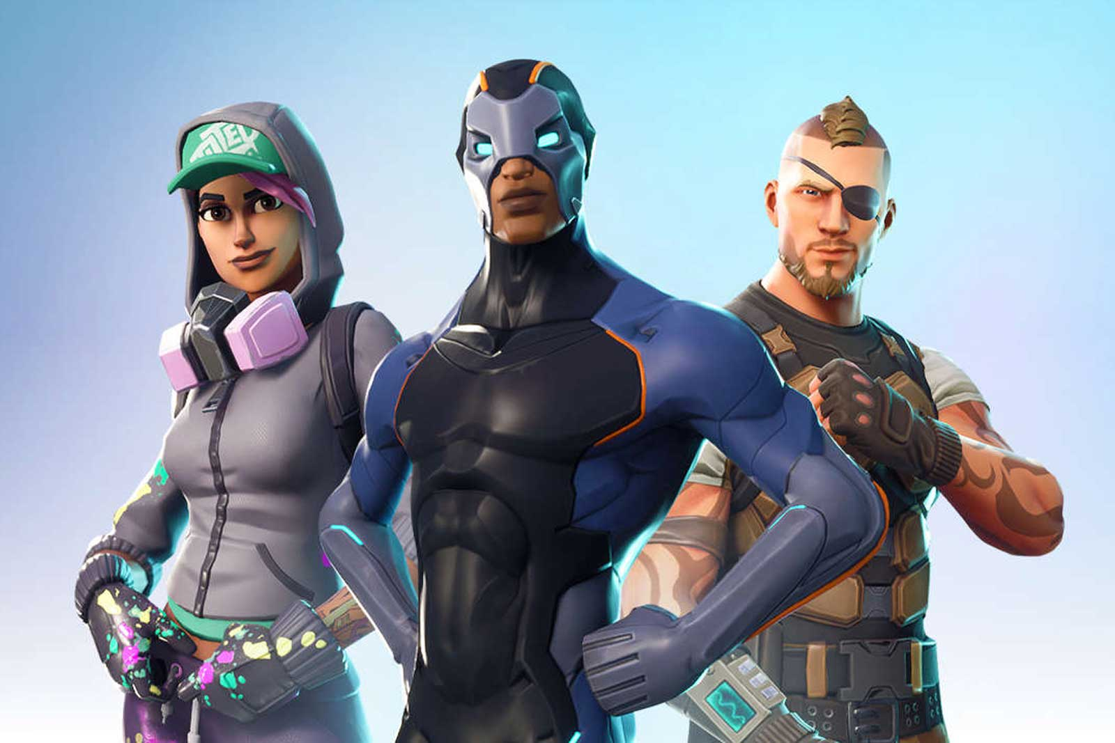 Fortnite' for Switch doesn't support PlayStation-linked accounts