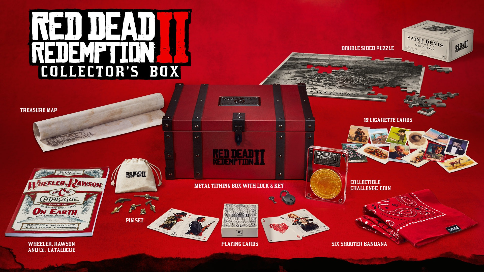 Red Dead Redemption 2' has a fancy special edition without