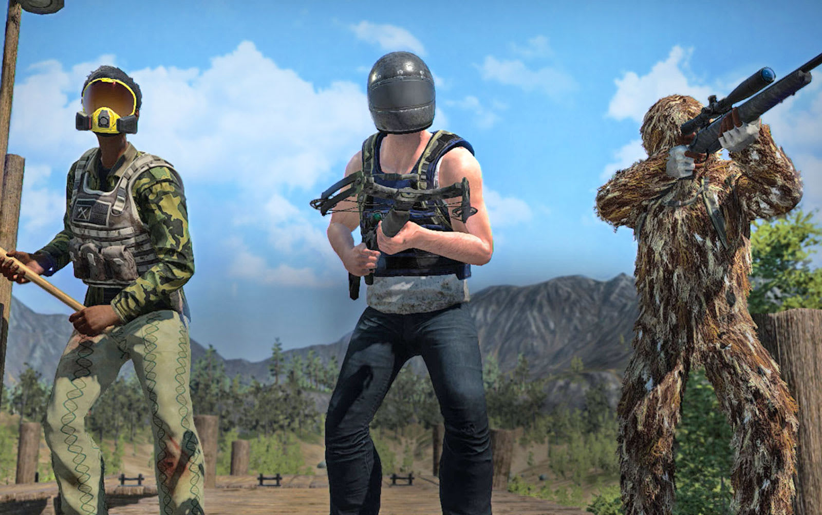 The original 'H1Z1' survival game shuts down October 24th