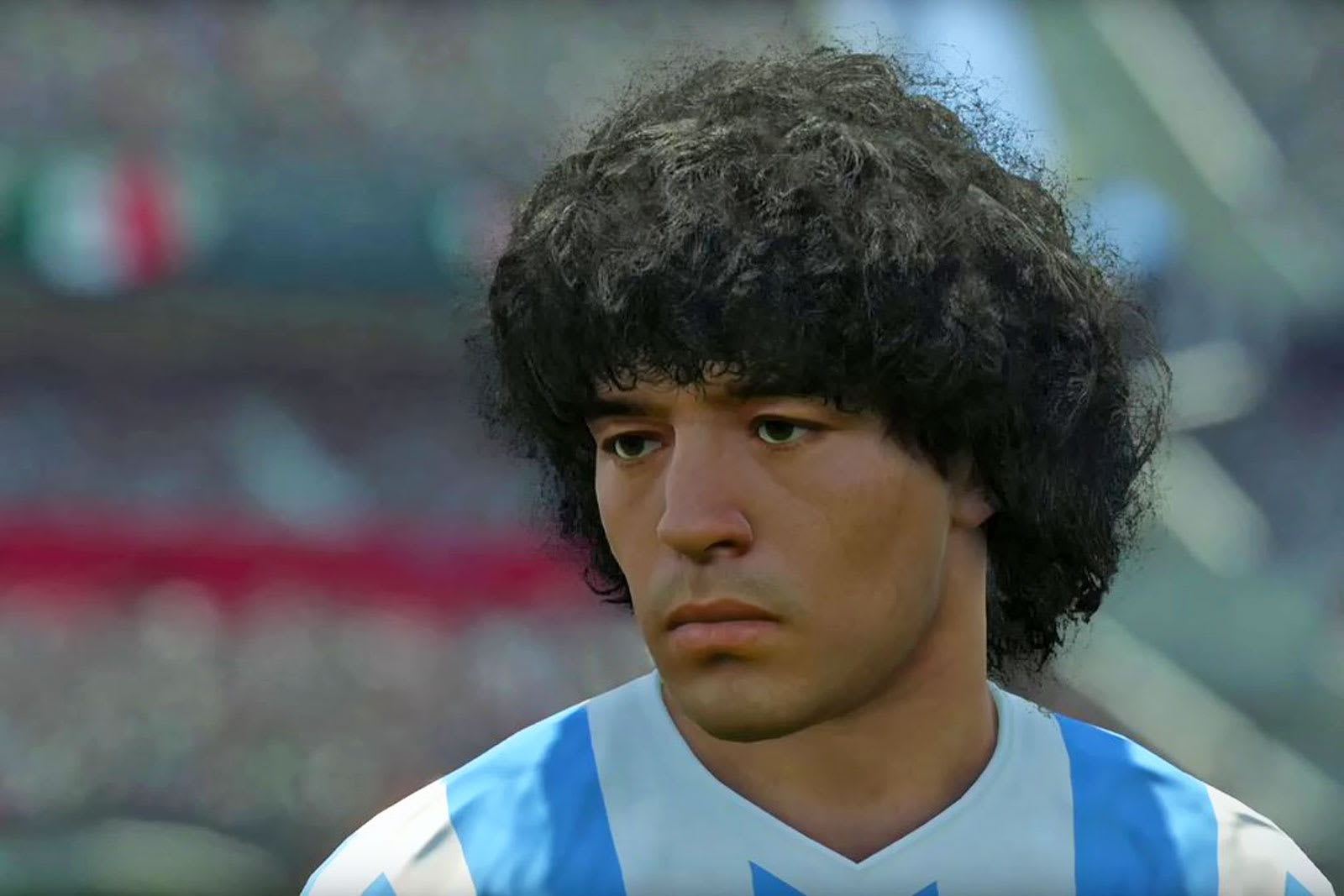 Soccer icon Maradona threatens to sue Konami for using his face (update) 05a114a3c7086