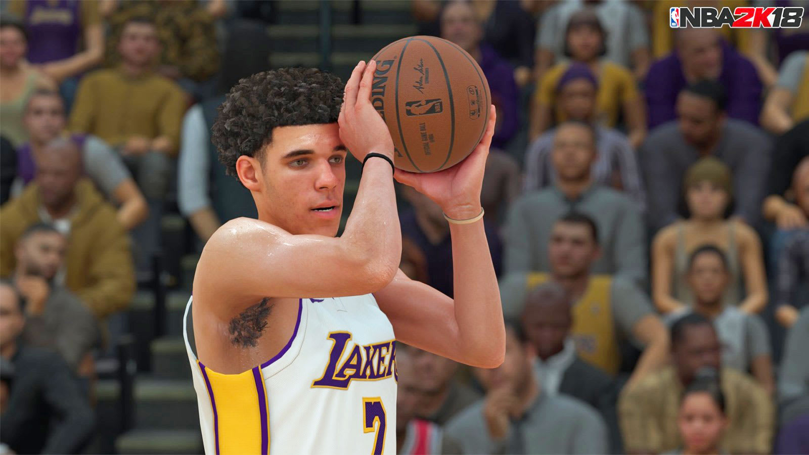 yes big baller brand shoes will be in nba 2k18