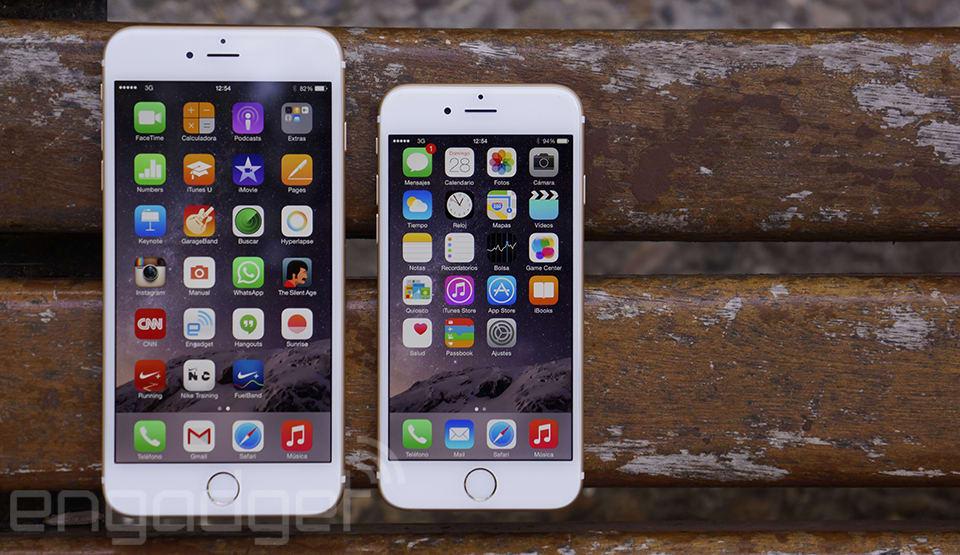 84f3f00ca61 Después de mucho resistirse Apple ha pasado por el aro. El formato de 4  pulgadas hace tiempo que se quedó anticuado y son muchos los usuarios que  demandan ...