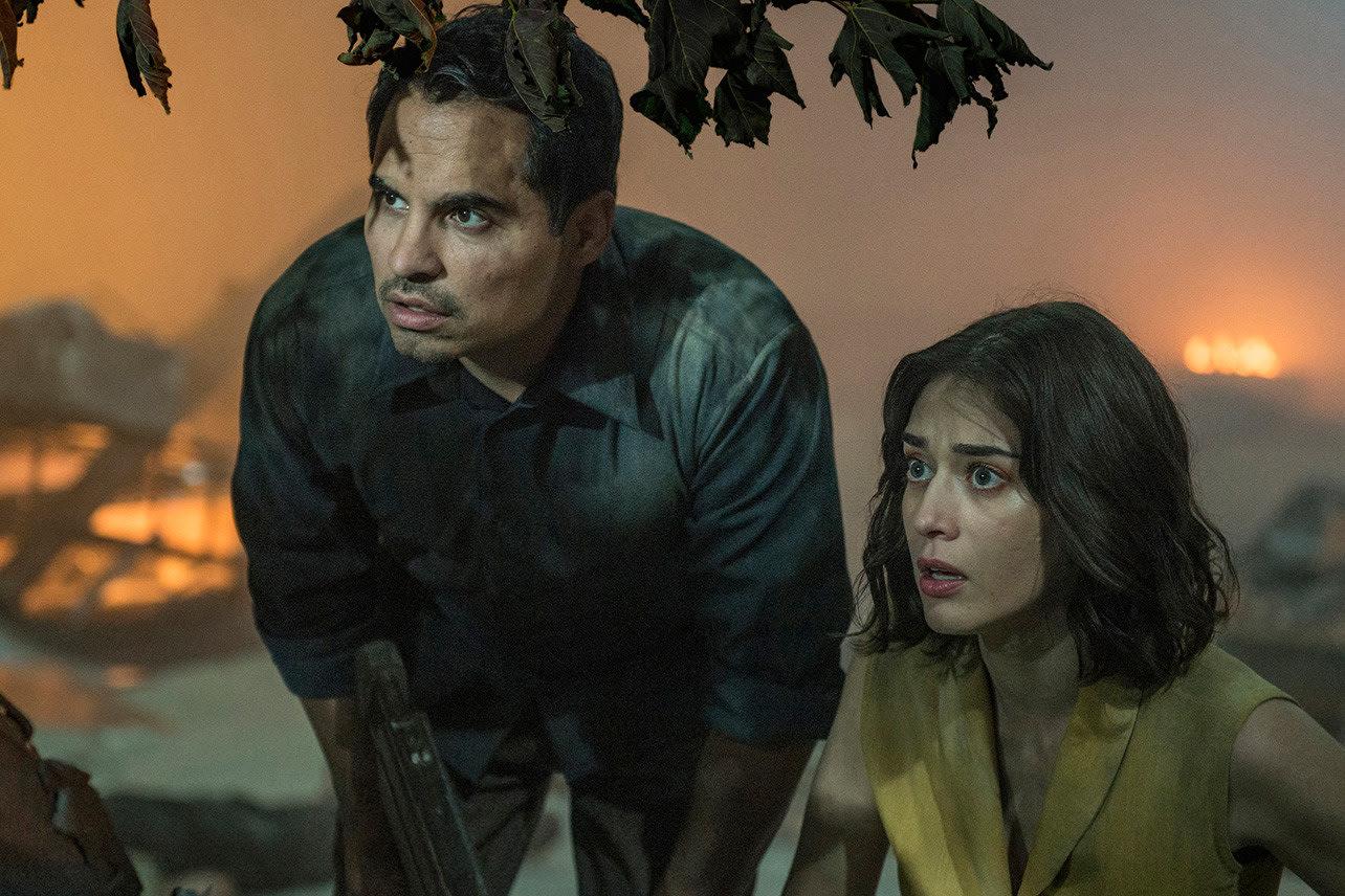 Watch the trailer for Netflix's resurrected sci-fi thriller