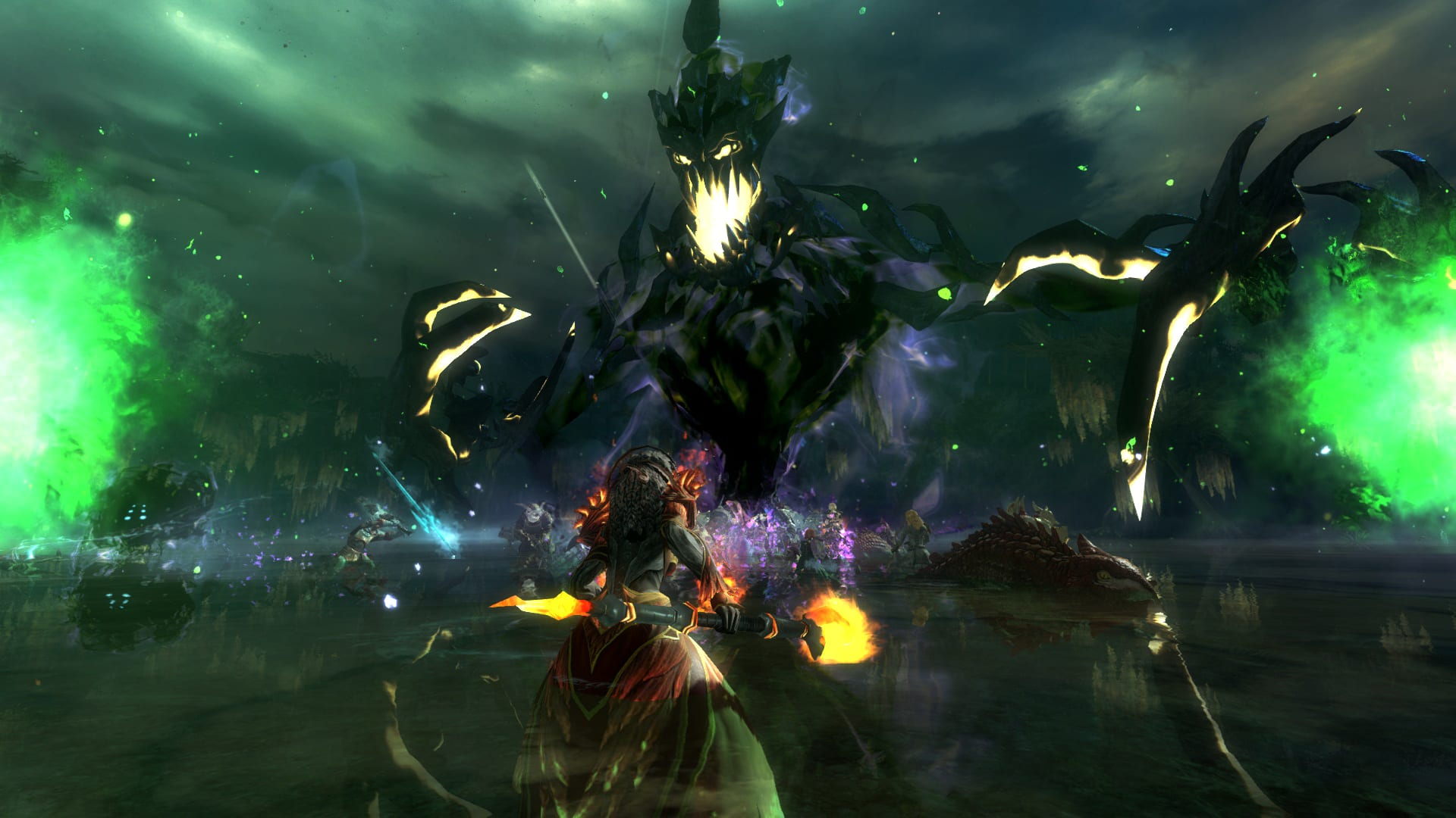 Guild Wars 2 offers 50% off sale on digital editions