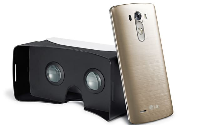 Buy an LG G3 in the US, get a free VR headset