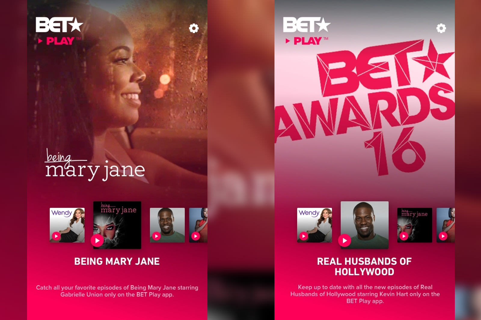 BET gets its own mobile streaming service