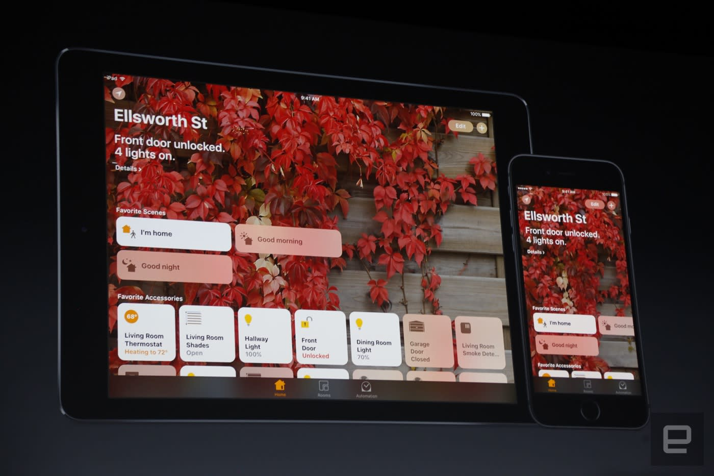 Your iPad can double as a smart home hub with iOS 10