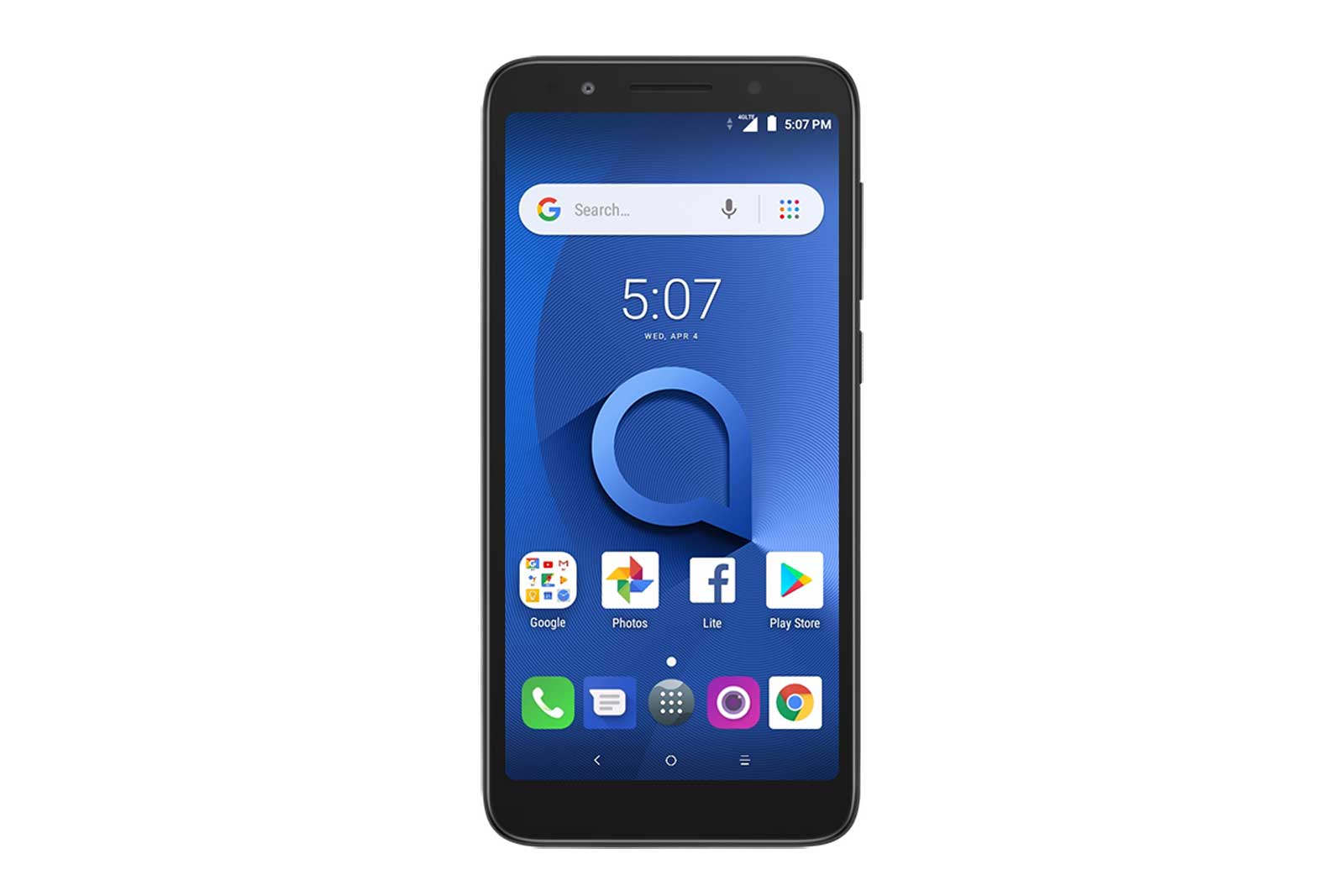 Alcatel's first Android Go phone reaches the US next week