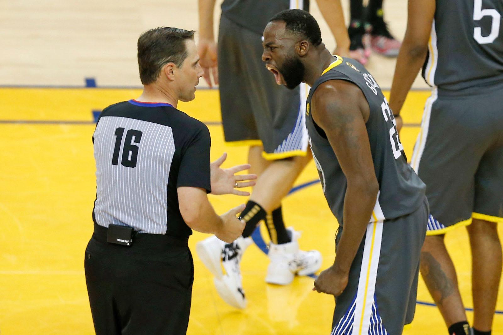 【影片】惹誰都不要惹裁判!細數那些與裁判爭鋒相對的NBA球員