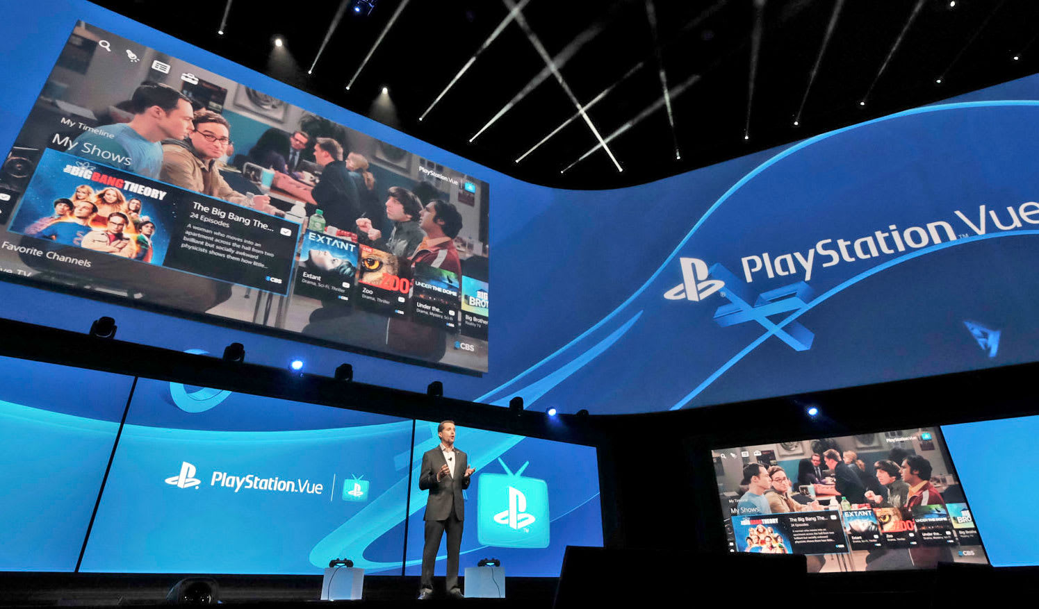 PlayStation Vue's local channel count expands to over 500