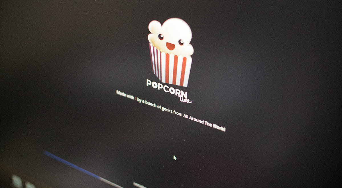 Piracy app Popcorn Time vulnerable to hack attack