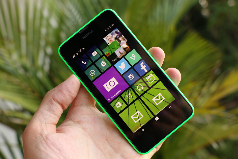 size 40 eb2ce e48a0 Nokia Lumia 630 review: An affordable phone you can live without