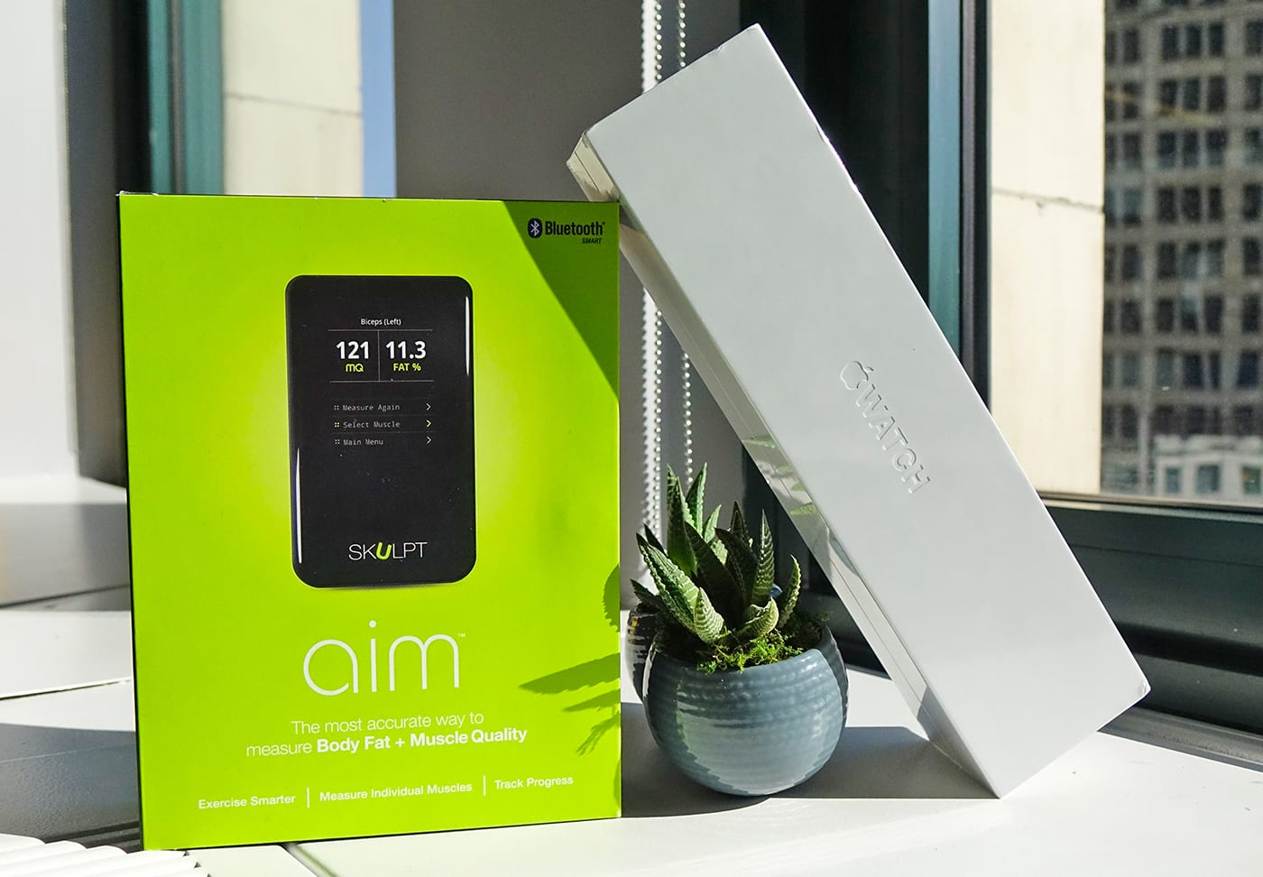 Engadget giveaway: Win an Apple Watch Sport and Aim fitness