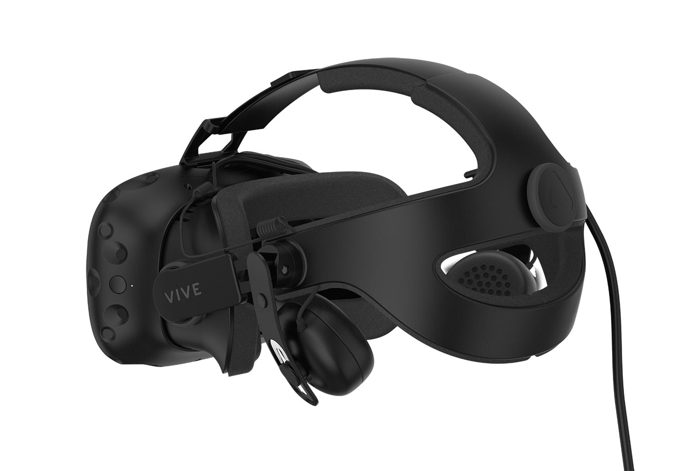 57754e198be HTC s Vive Deluxe Audio Strap makes its VR headset more comfortable