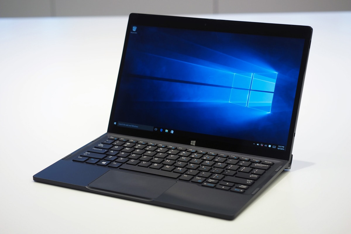 Dell's latest XPS 12 looks like a Surface rival, feels like a step