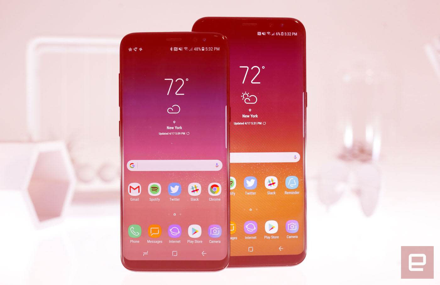 Samsung promises to fix Galaxy S8's 'red tint' problem